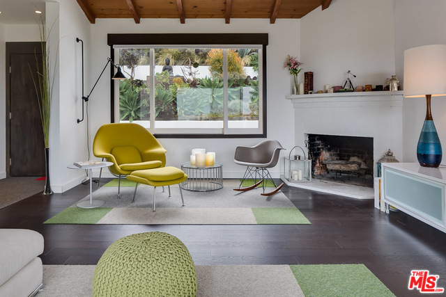 Exquisite Restored 1939 California Ranch Designed House