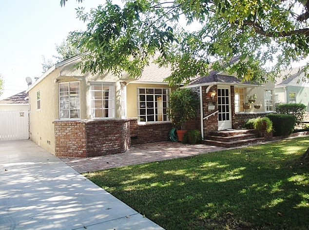 COMING SOON!!!   Warm & Inviting Home on Quiet Tree Lined Street w/ Large Enclosed Backyard & Detached Garage -- Two Fireplaces, Refinished Floors and Renovated Kitchen