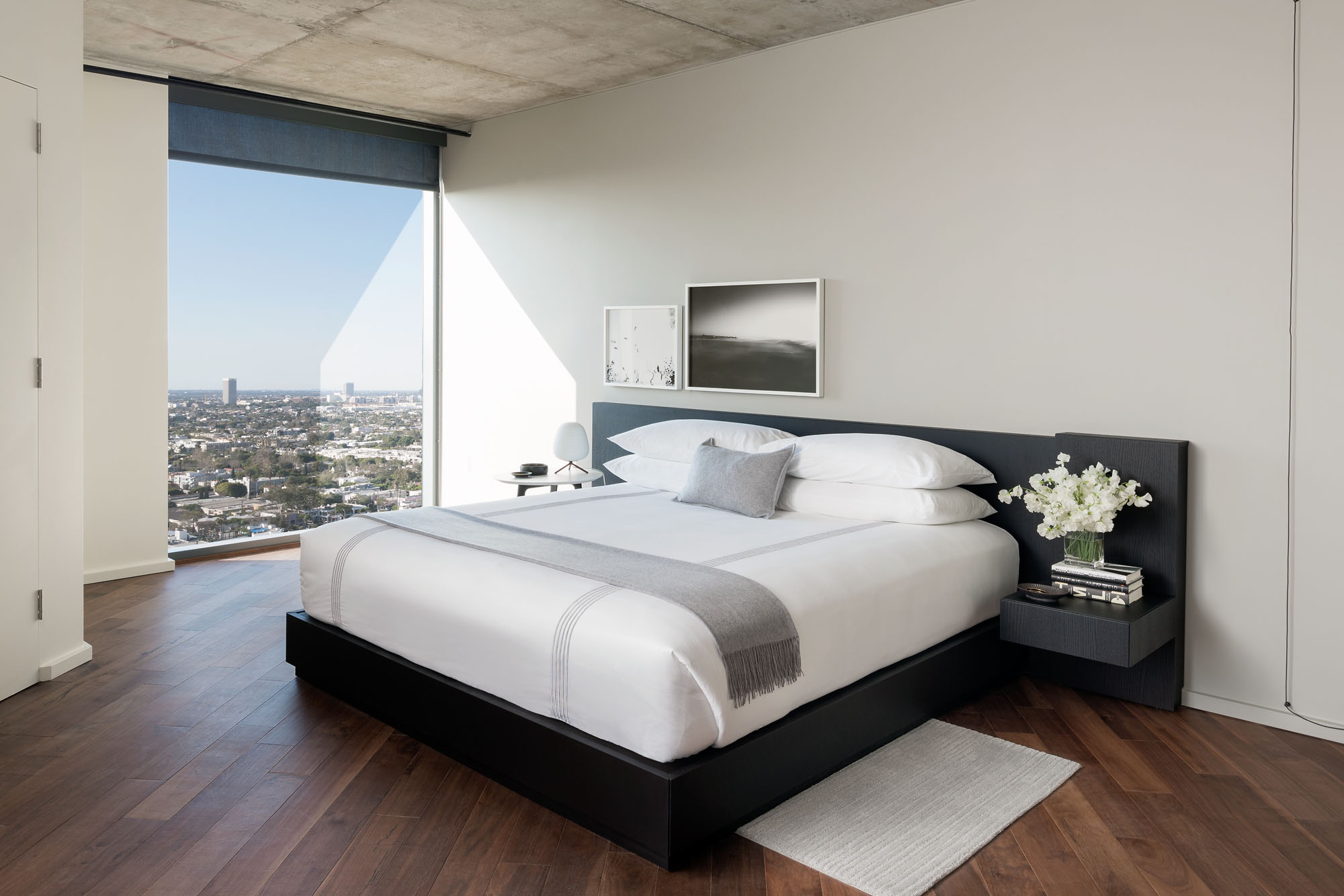 Live in Style at The Apartment Residences at AKA: Apartment #211 (1 Bedroom)