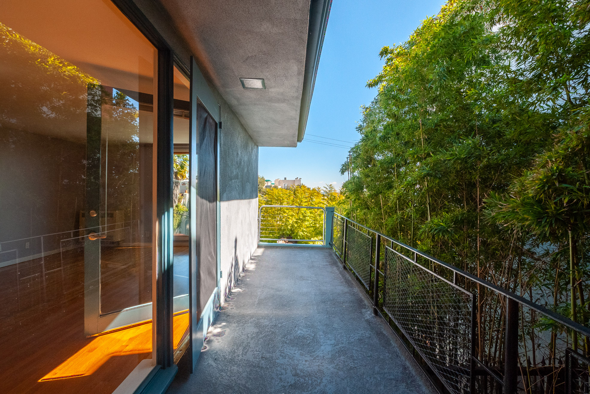 Live above it all in the Heart of WeHo! Balcony! Dishwasher! Floor-to-ceiling windows!