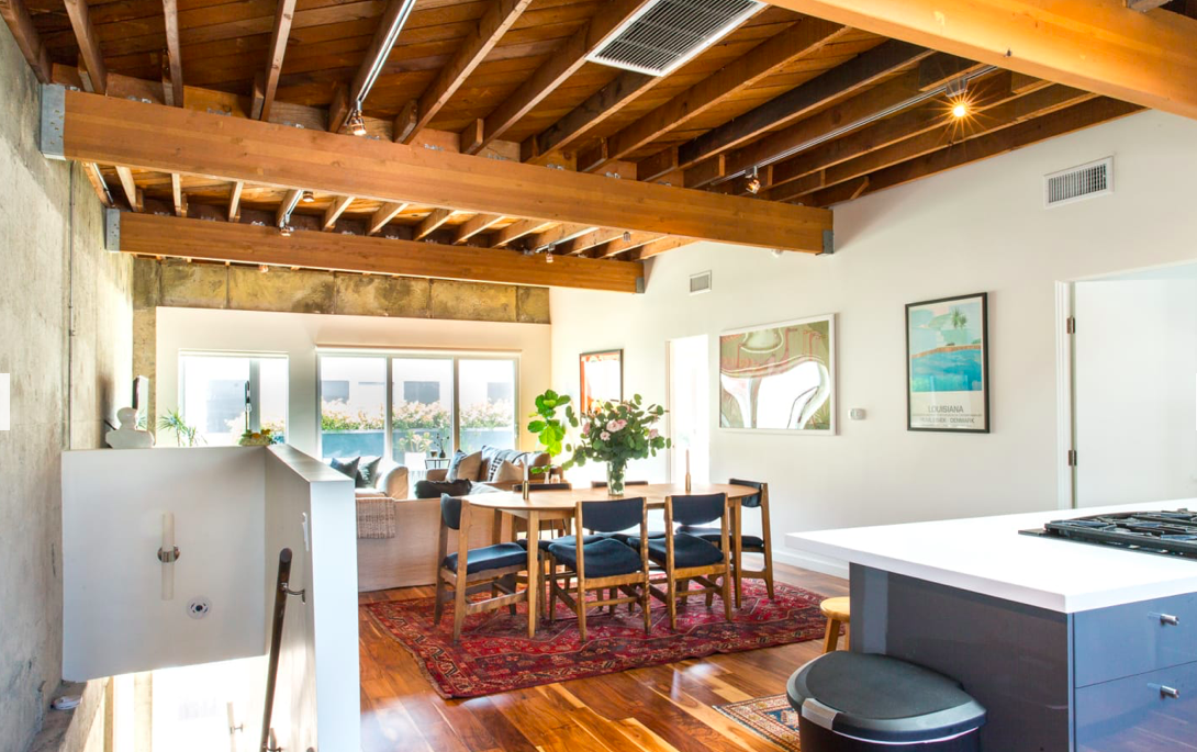 An Architectural DREAM! | MUST SEE TWO BEDROOM 2 BATH IN THE HEART OF CHINA TOWN | PATIO INCLUDED