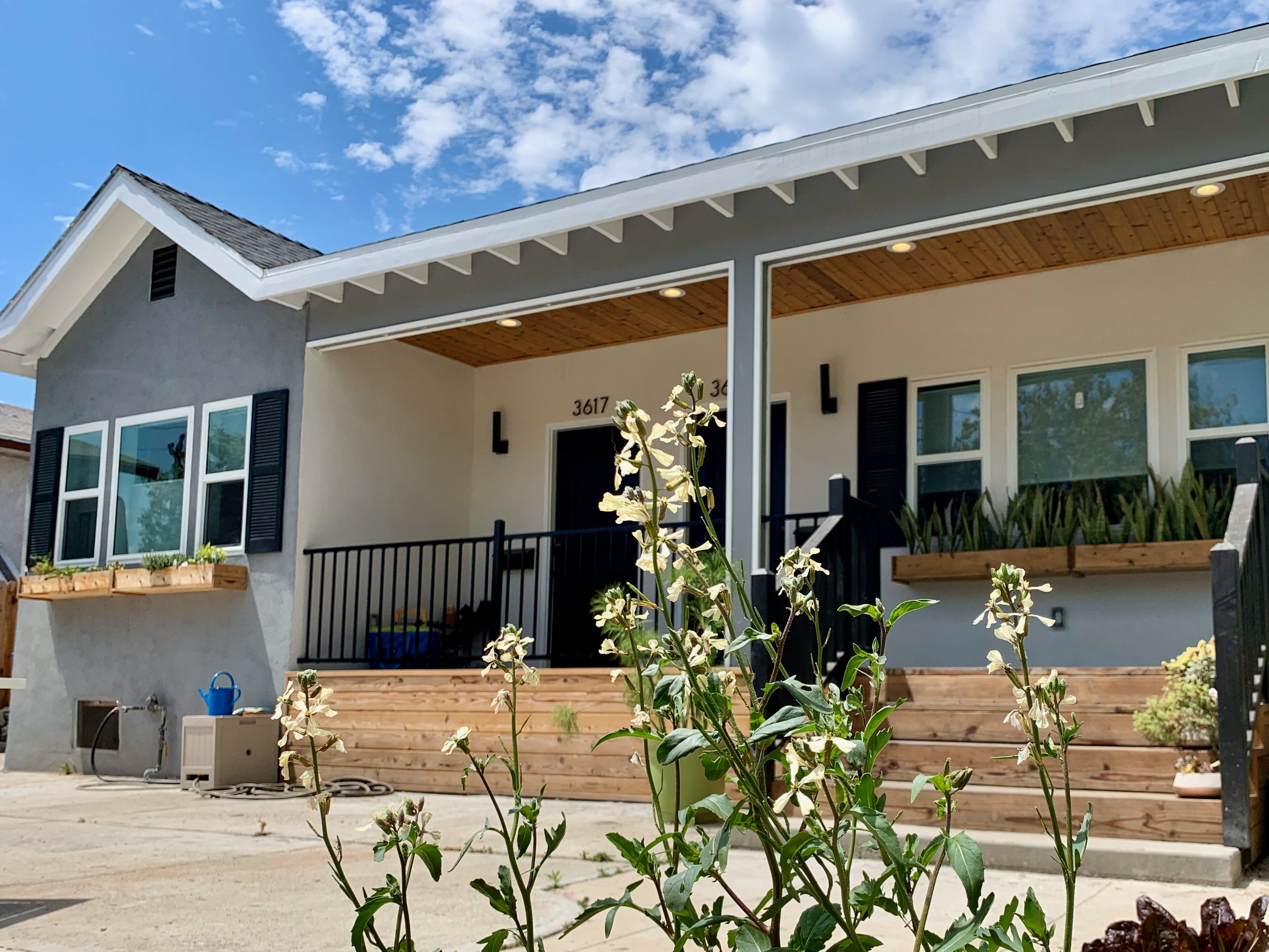 Sweet Updated Duplex | Outdoor Lounge W/ BBQ | Parking Included | Amazing NELA Location | Coming Soon!