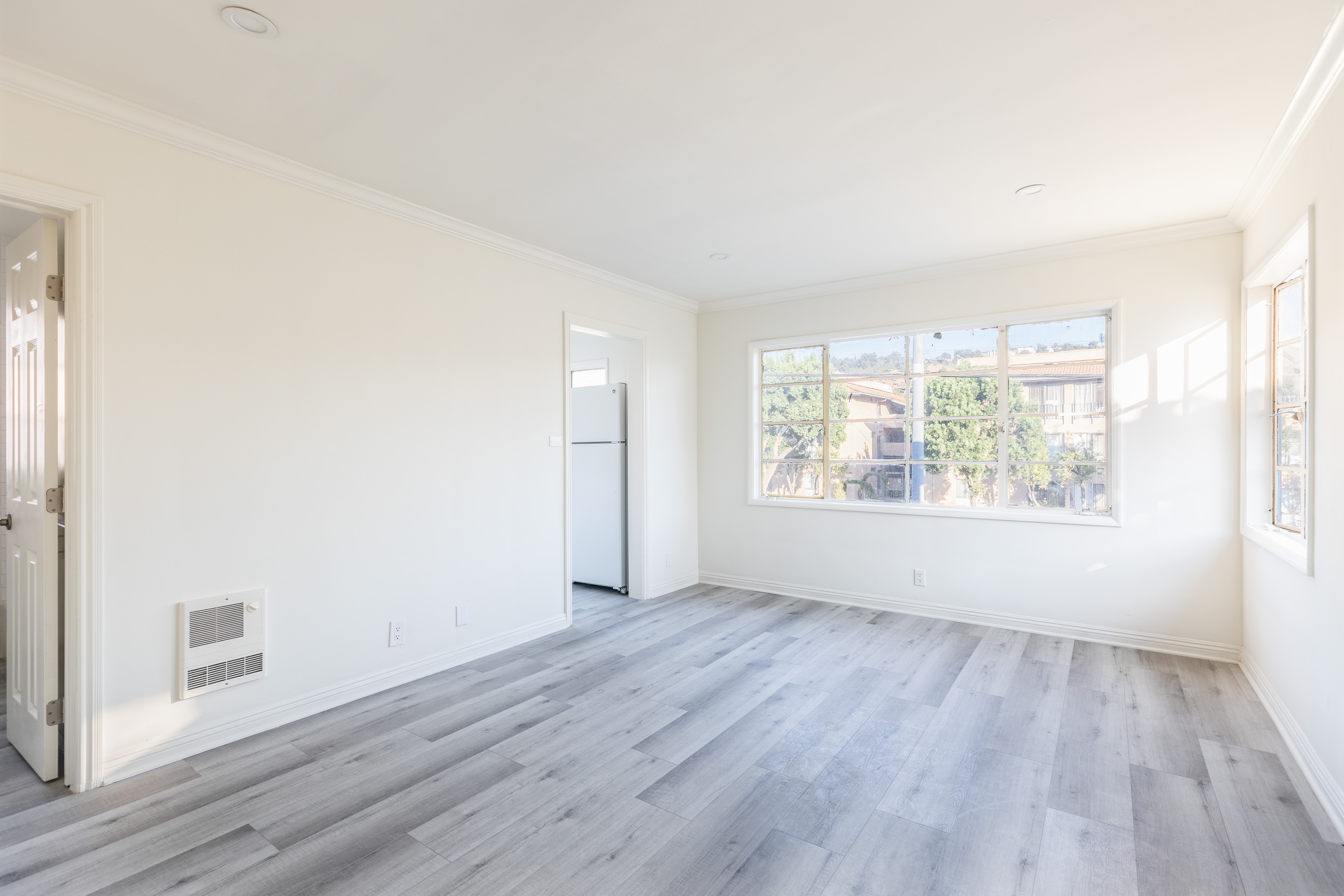 Top-Floor Corner Unit | Completely Updated | Wall To Wall Windows! | Parking Included + 2 Months Free