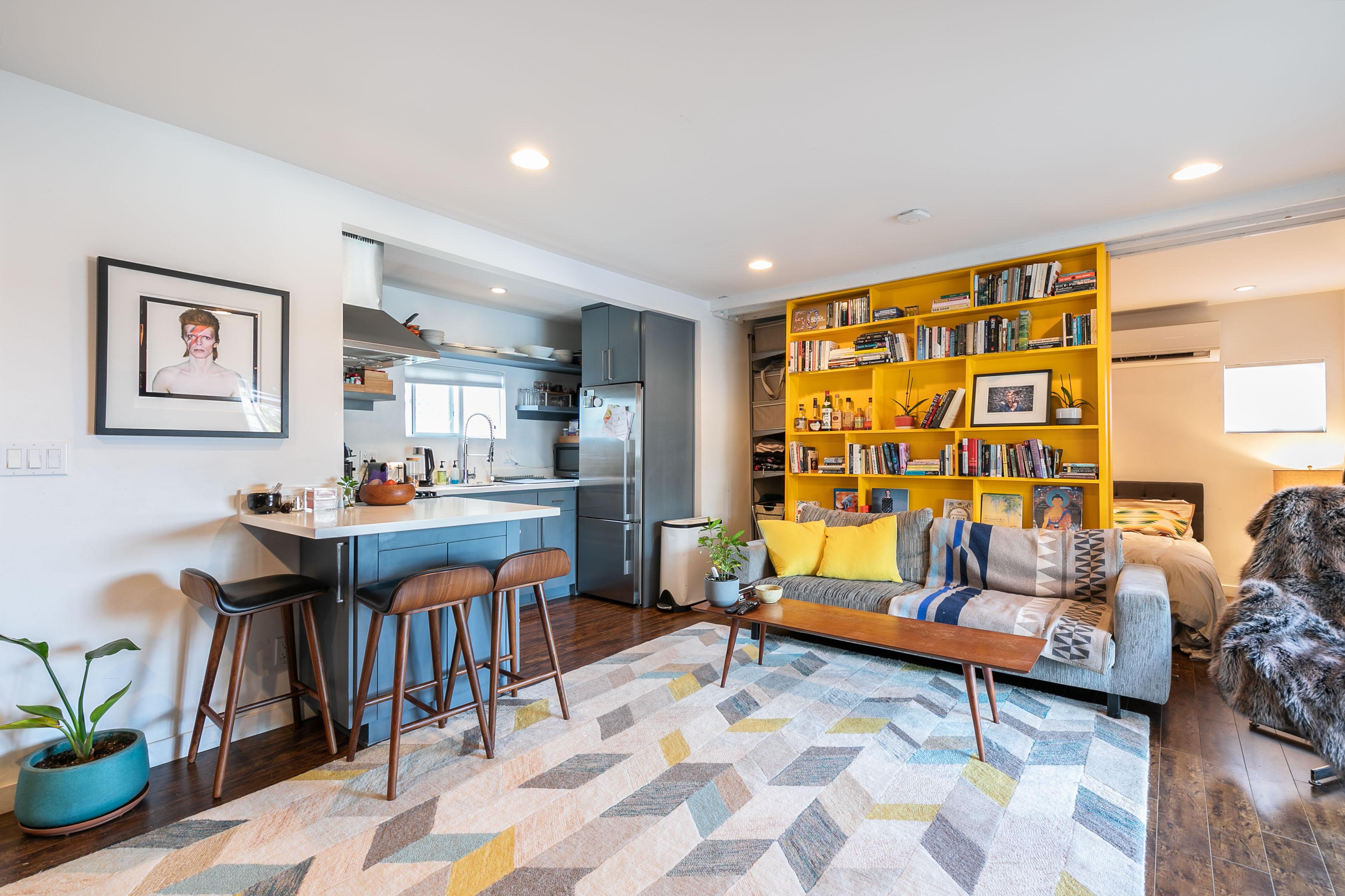 Stunning Modern 1/1 | Stand-Alone Cottage | Sleek Updates | Private Outdoor Deck!