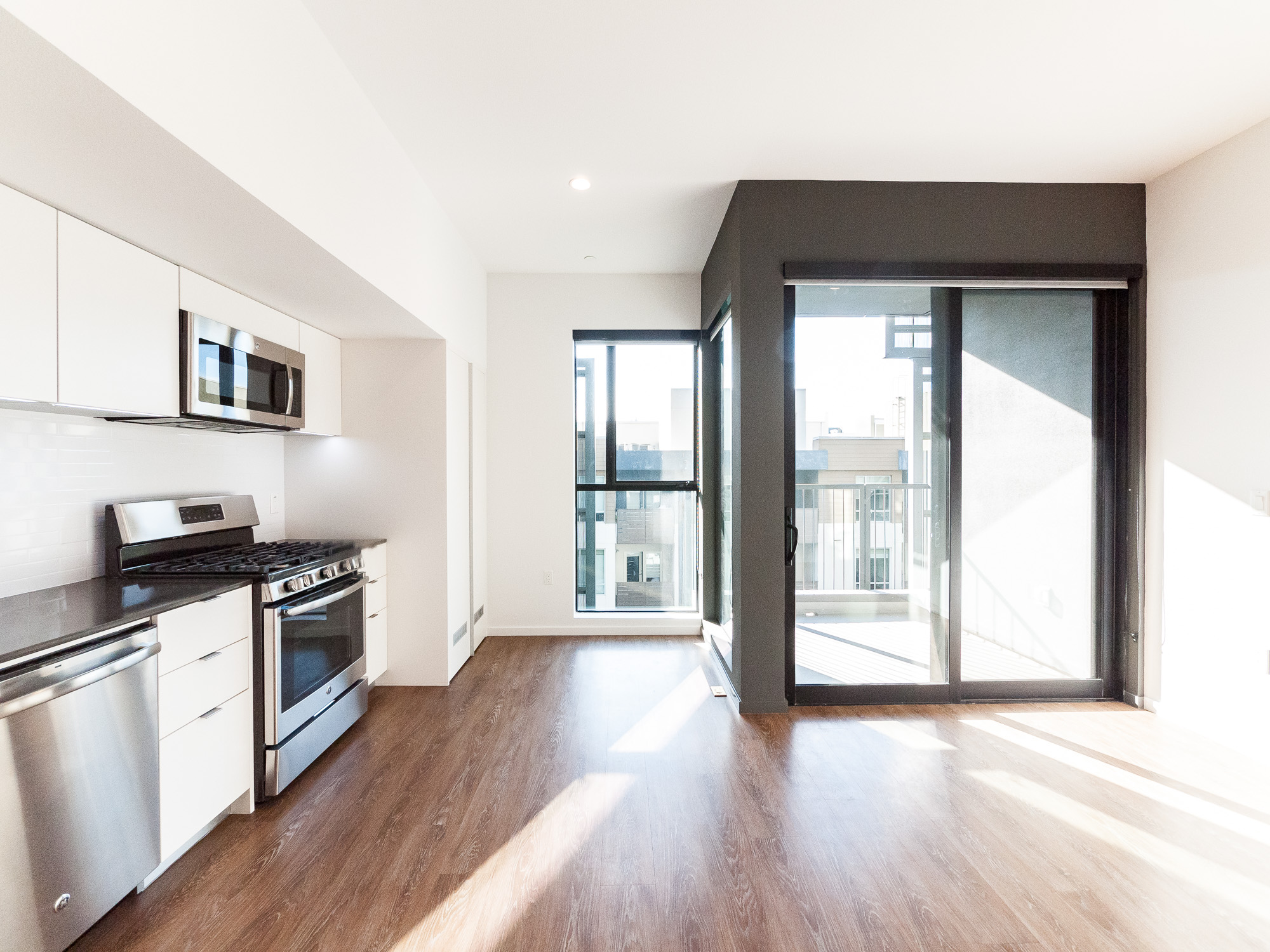 The Line Lofts sets the new standard for modern Hollywood architectural apartments...