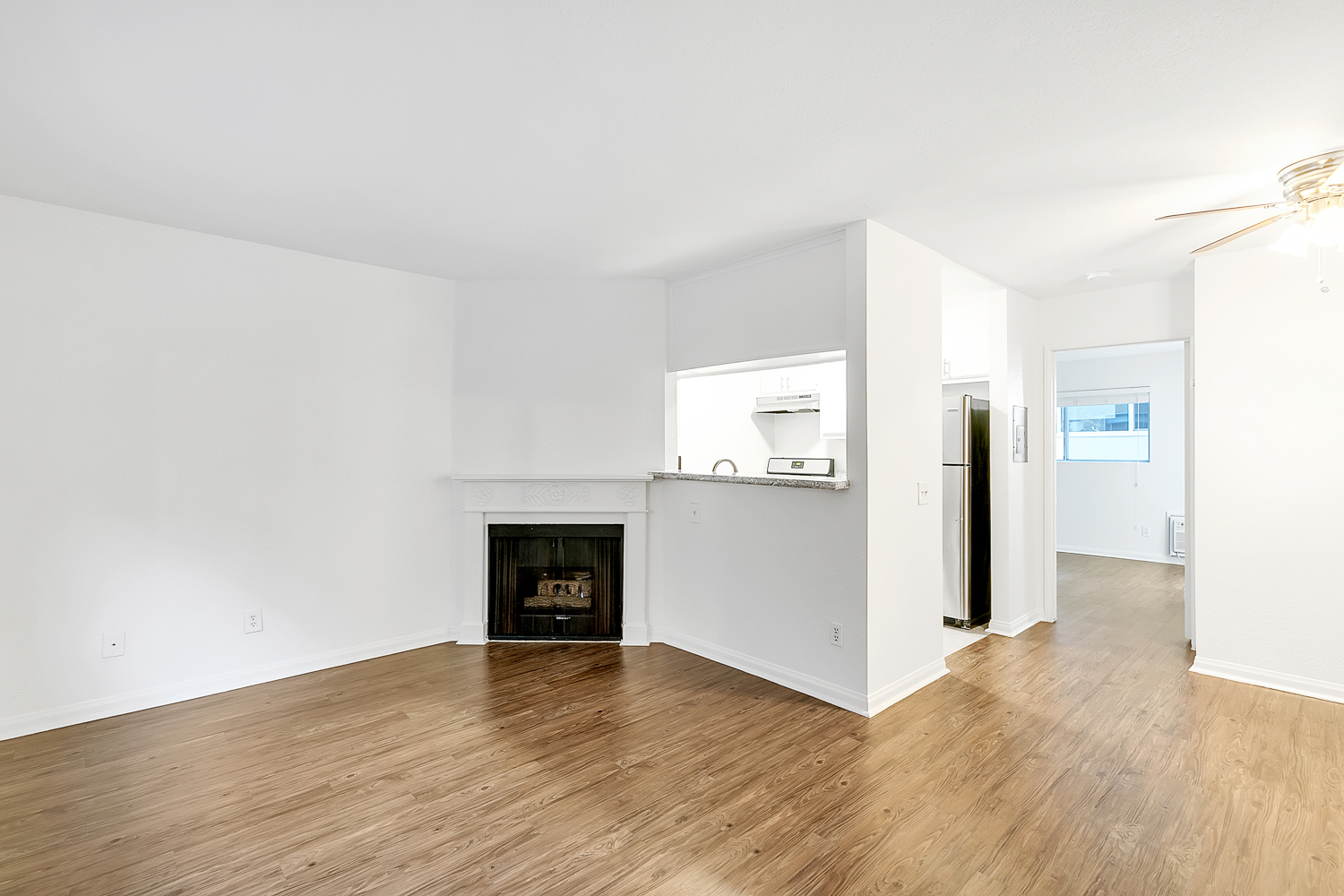 Renovated 1BD/1BA Unit in Sawtelle Neighborhood | Gated Parking | Laundry On Site