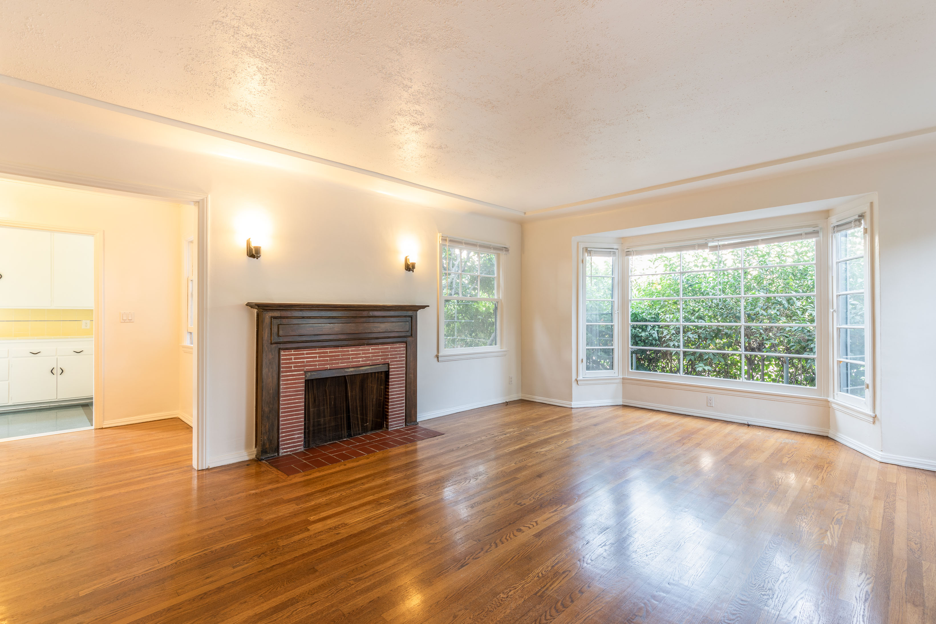 Spacious 1940'sBeaut! | Vintage Details |Shared Backyard | Prime Silver Lake Location - A Block From Sunset!