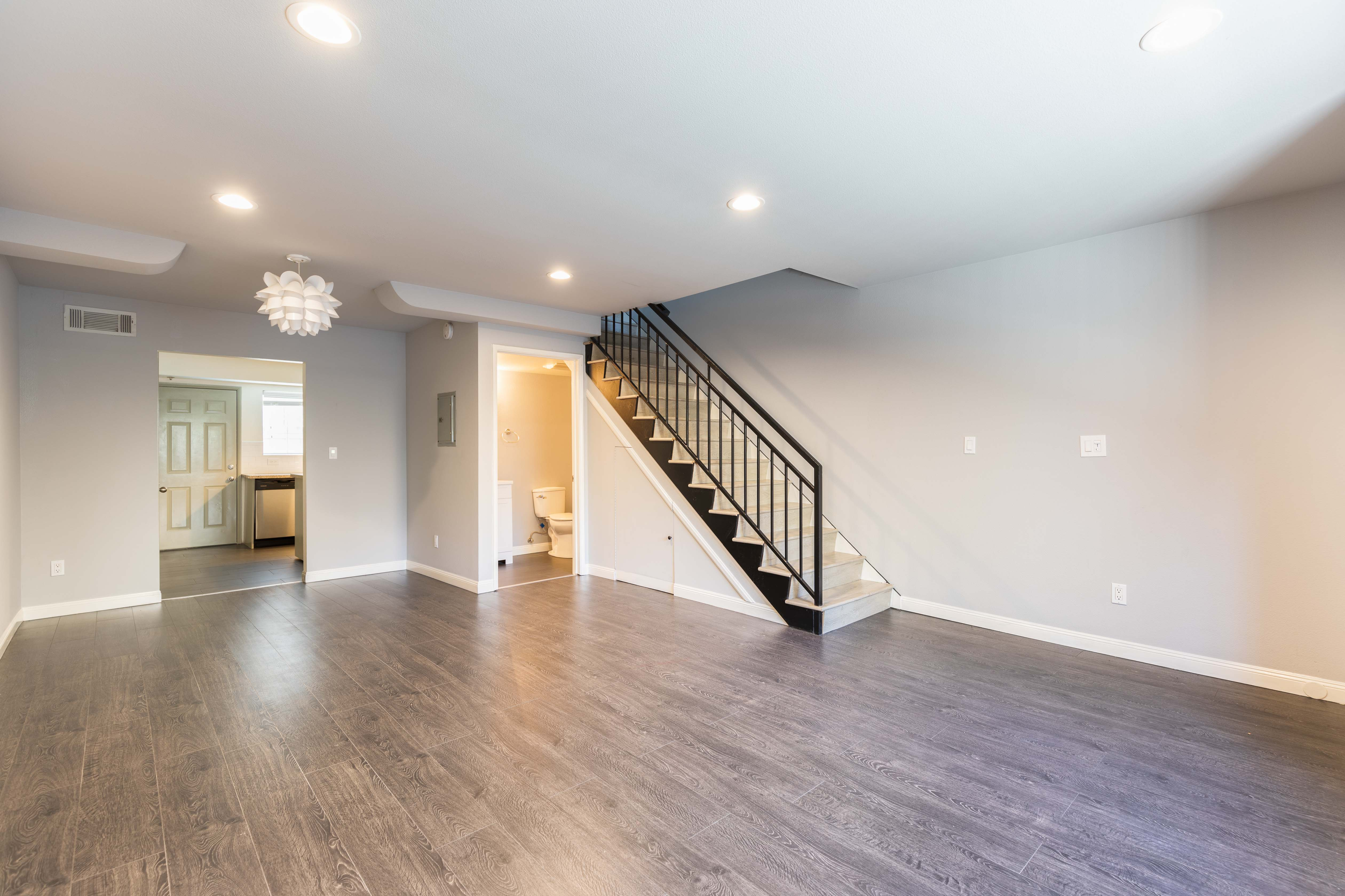 Two-Story Hollywod Dream Apartment w/ Two Parking Spaces, a Balcony, and Gated Private Patio