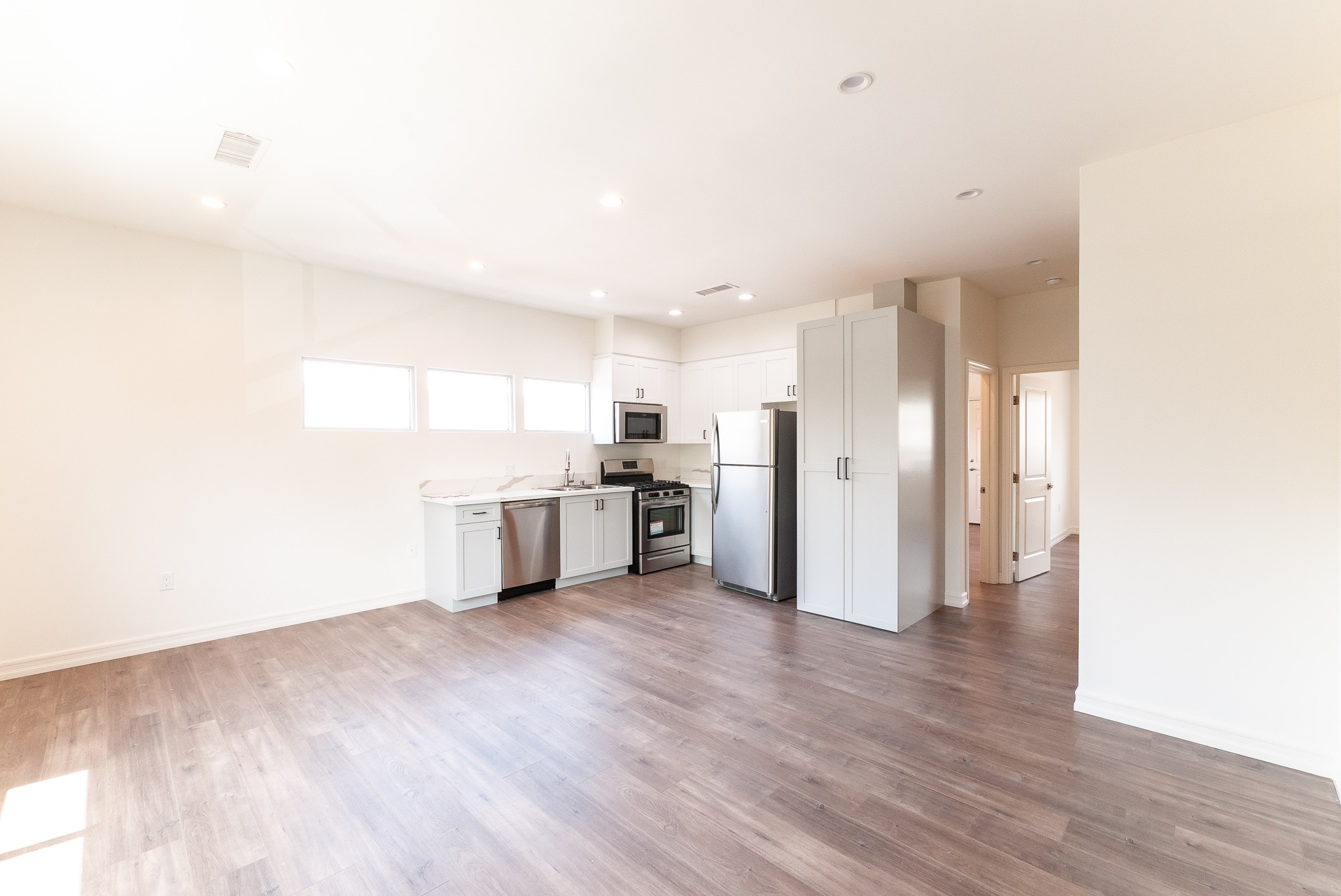 ONE MONTH FREE RENT! All Brand New!! New Build- W/D Hookups - Dishwasher-AC-Great Location!