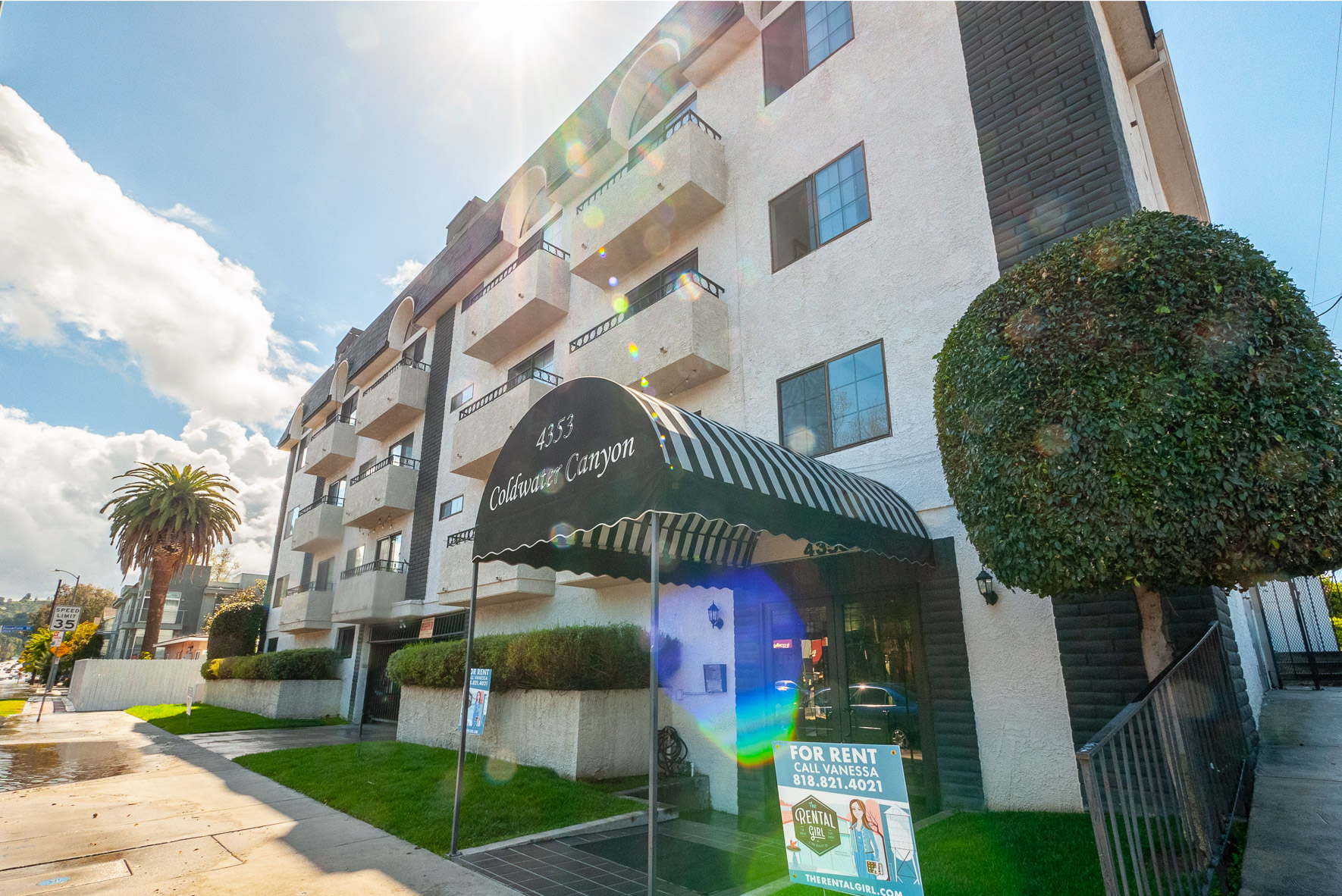 Prime Studio City Location! Grab your floaty, there's a pool, too!