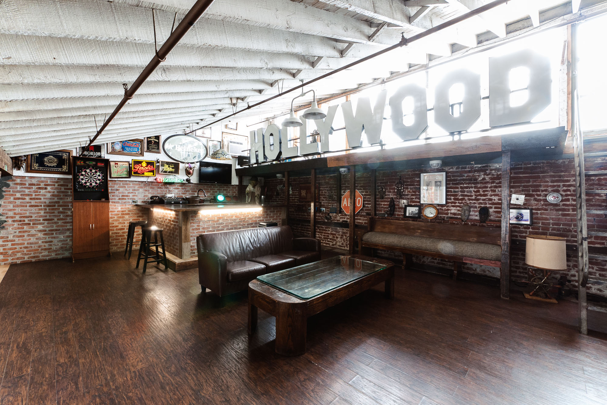Arts District Live/Work Warehouse Loft | Furnished Short Term Lease | Ideal Startup Office Space! | Street Parking