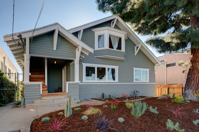 Stylishly Restored Craftsman | 2 Bed/ 2 Bath | Private Deck | Parking Included