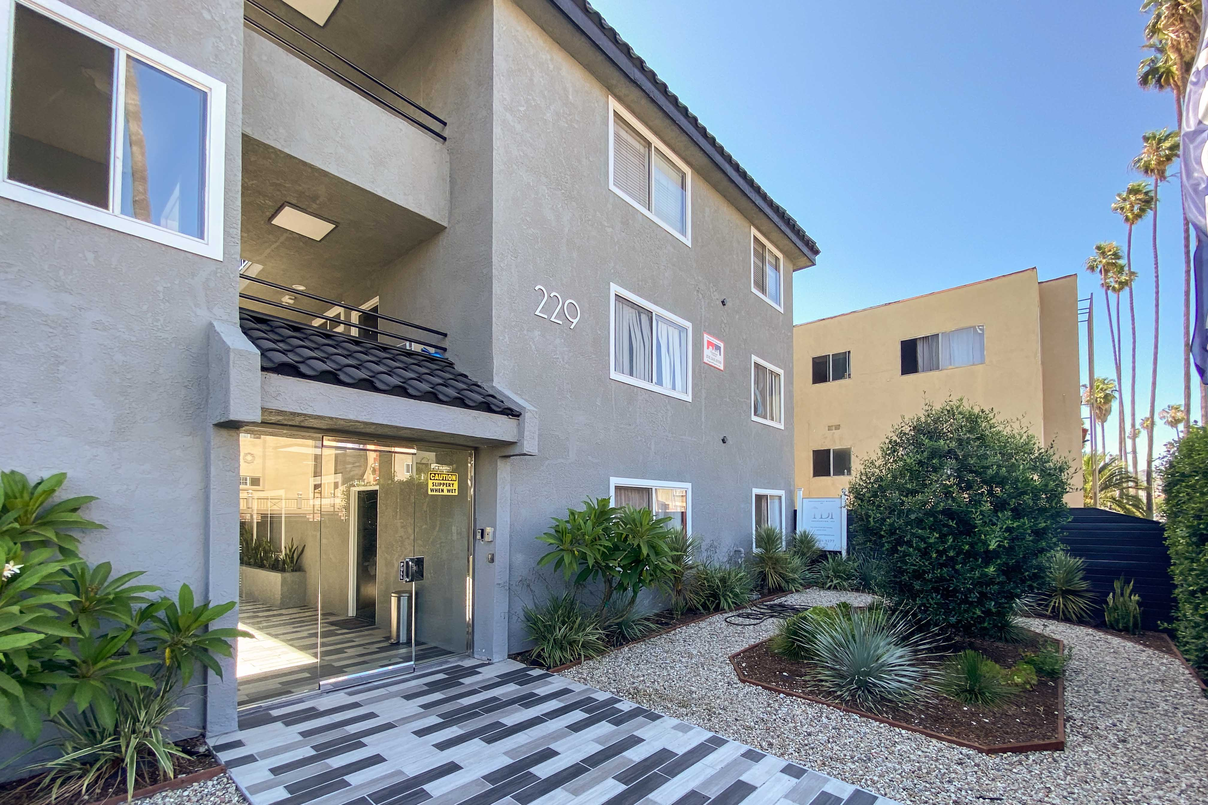 Spacious 2BR/1BA Unit in Awesome Koreatown Location. One Parking Space and Laundry on Every Floor