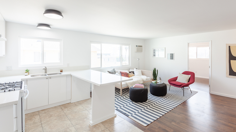Bright, Spacious and Remodeled Flat in Echo Park