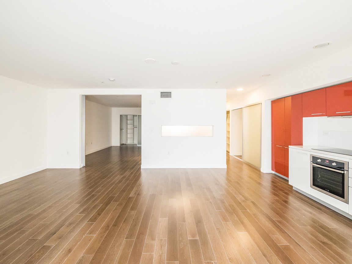 Vibrant Modern Downtown Dream! | Private Balcony W/Serene Terrace View | Pool, Gym, & Parking Included!