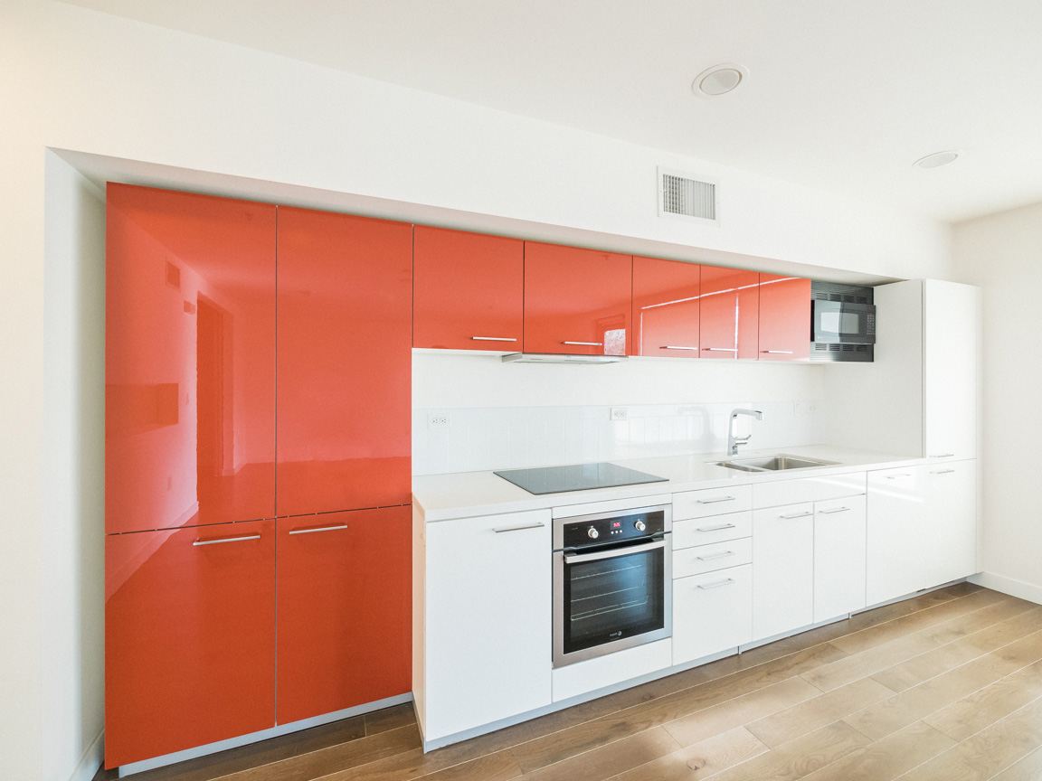 Vibrant Mod Downtown Dream! | Private Balcony W/ City Views | Pool, Gym, & Parking Included!