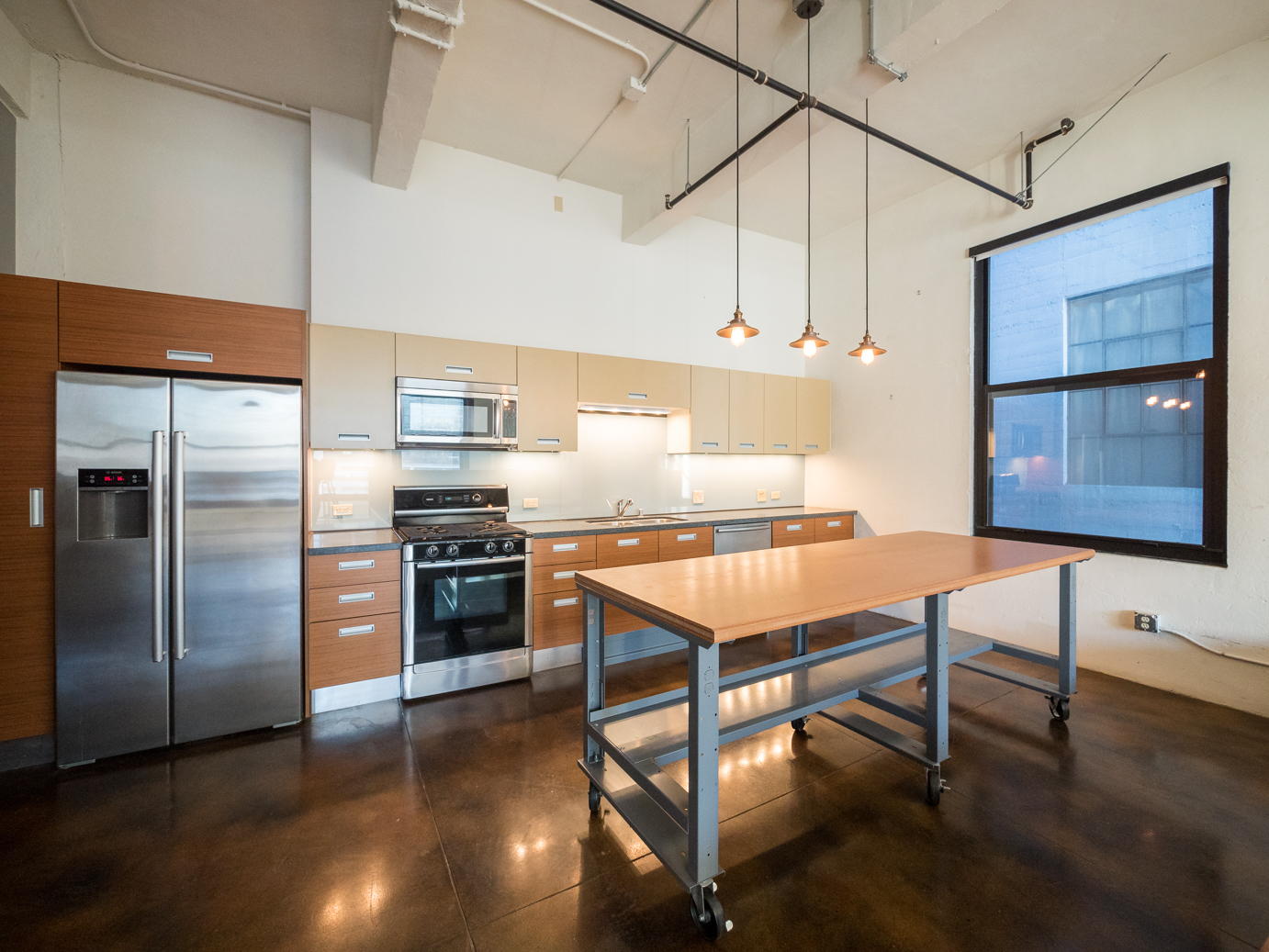 Unique Industrial Loft In DTLA | Incredible Amenities | Nearby Parking Included!