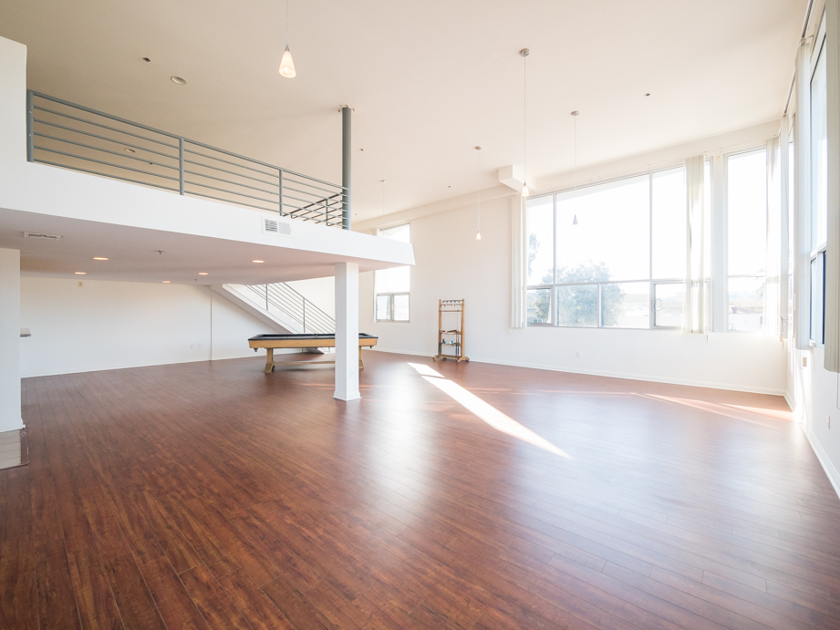 Mixed use loft with grand 15 ft ceilings and light for days ready to inspire you!