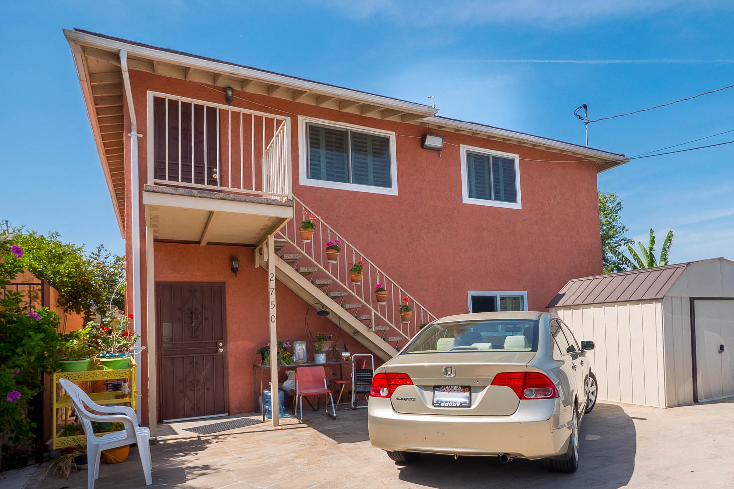 Available August 1st! | New Central AC/Heat | Private Furnished Back Patio |2 Parking Spaces Included!