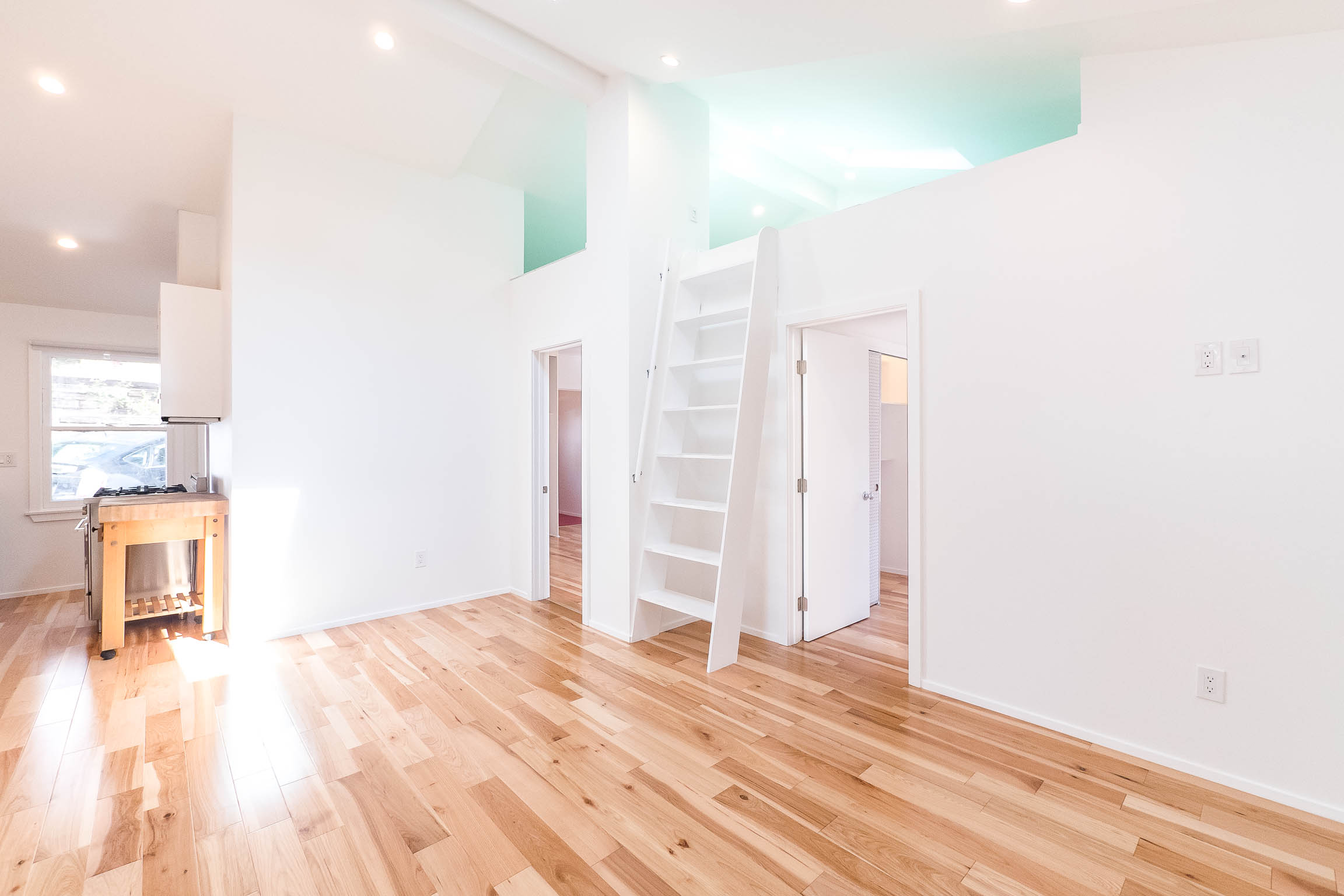 One of a Kind 2 bedroom | Bonus Staircase Loft| Impeccable Designer Finishes | One Parking Space