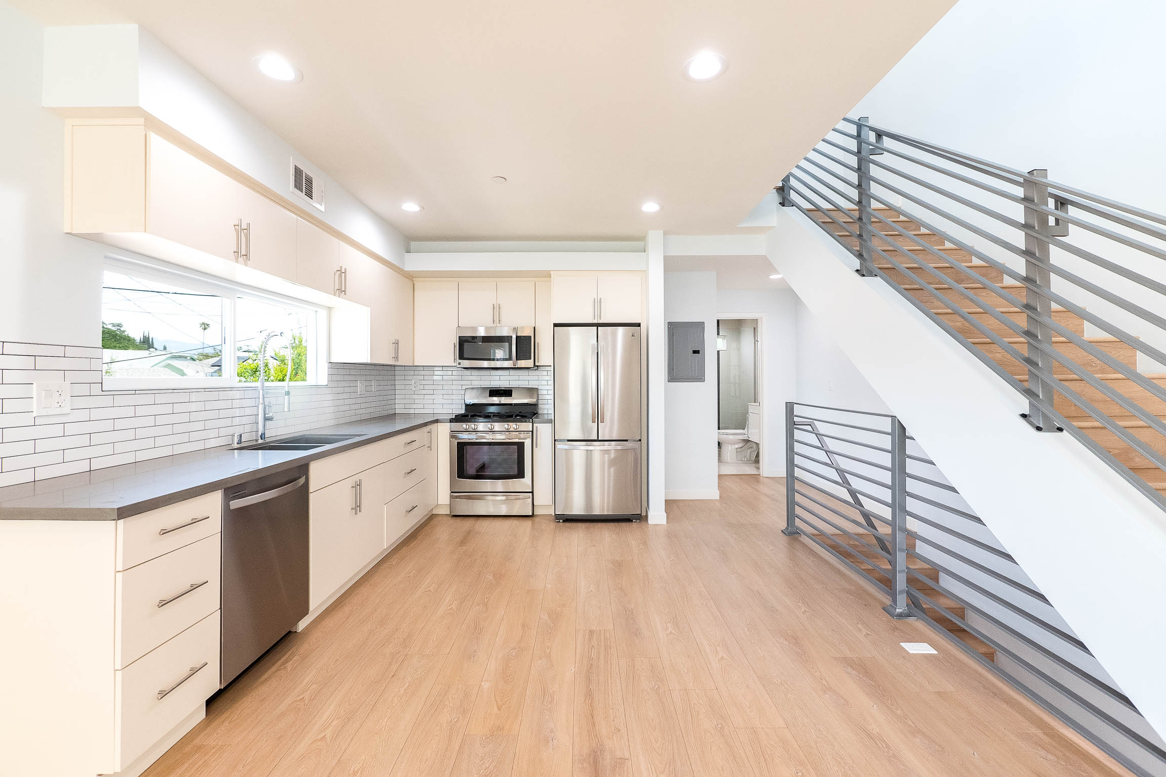 BRAND-NEW 4-Unit Complex: Unique Luxury in the Heart of Hollywood! 3BR/ 3BA
