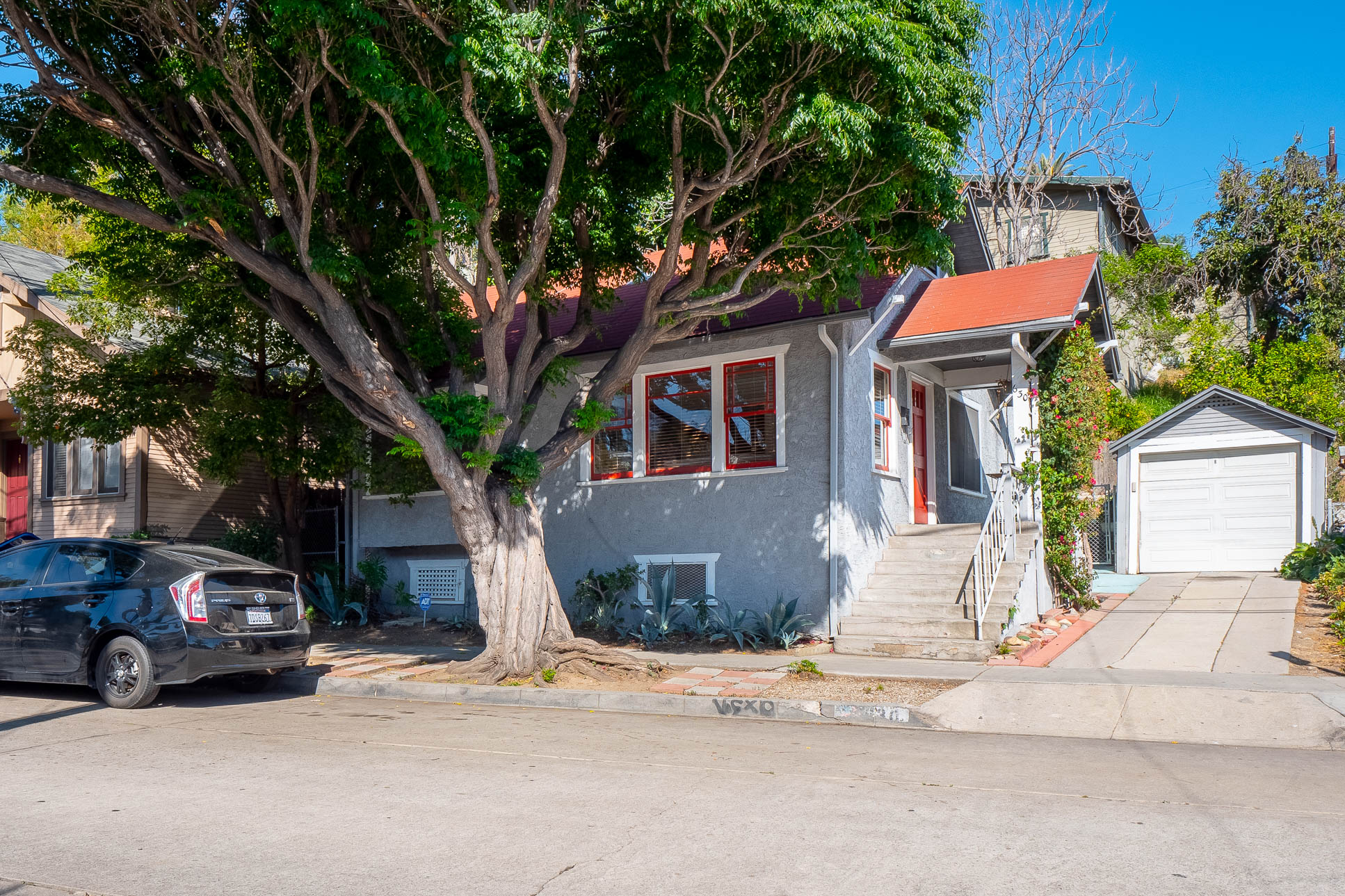 Charming 1920's Bungalow | Fully Furnished | Central Air | Single Car Garage | Near Echo Park Lake