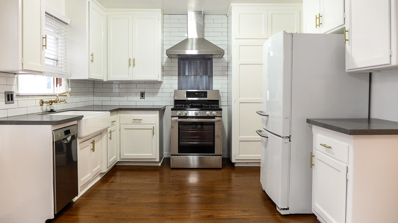 Renovated, Mid Century Cool! The Kitchen of Your Dreams and Space and Storage Galore! Superb Location - Close to Larchmont