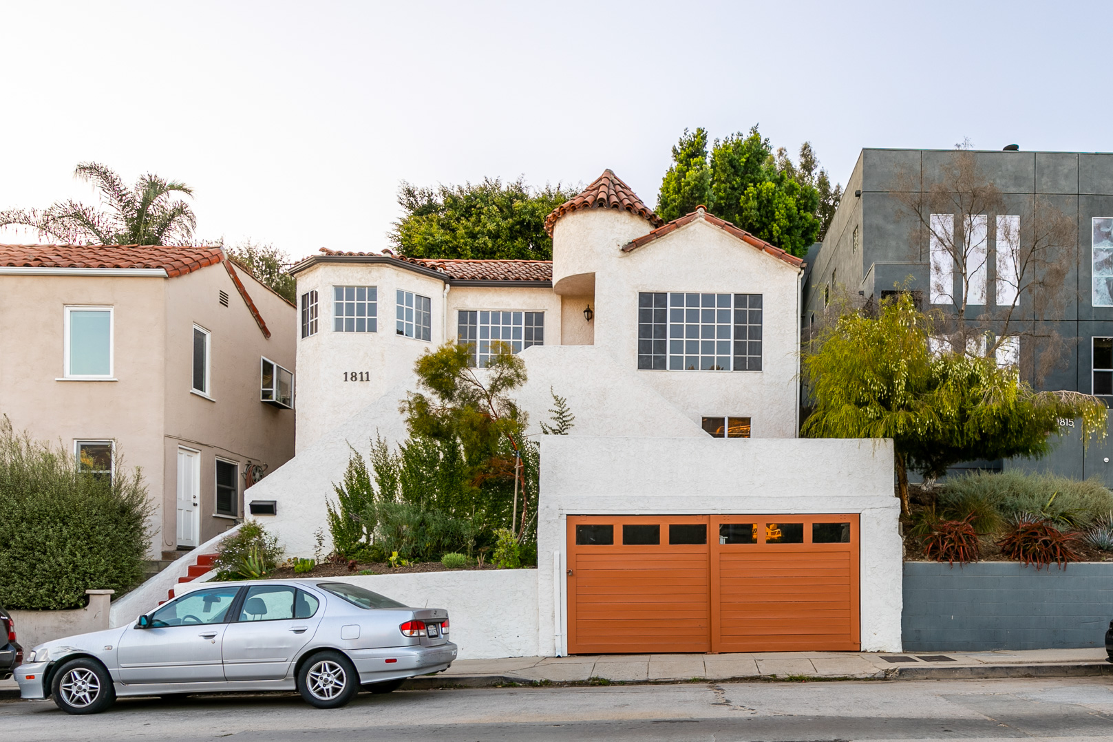 Gorgeous Spanish Style Home in Silver Lake | Private Yard | Laundry, Two Car Garage, and All Appliances Included
