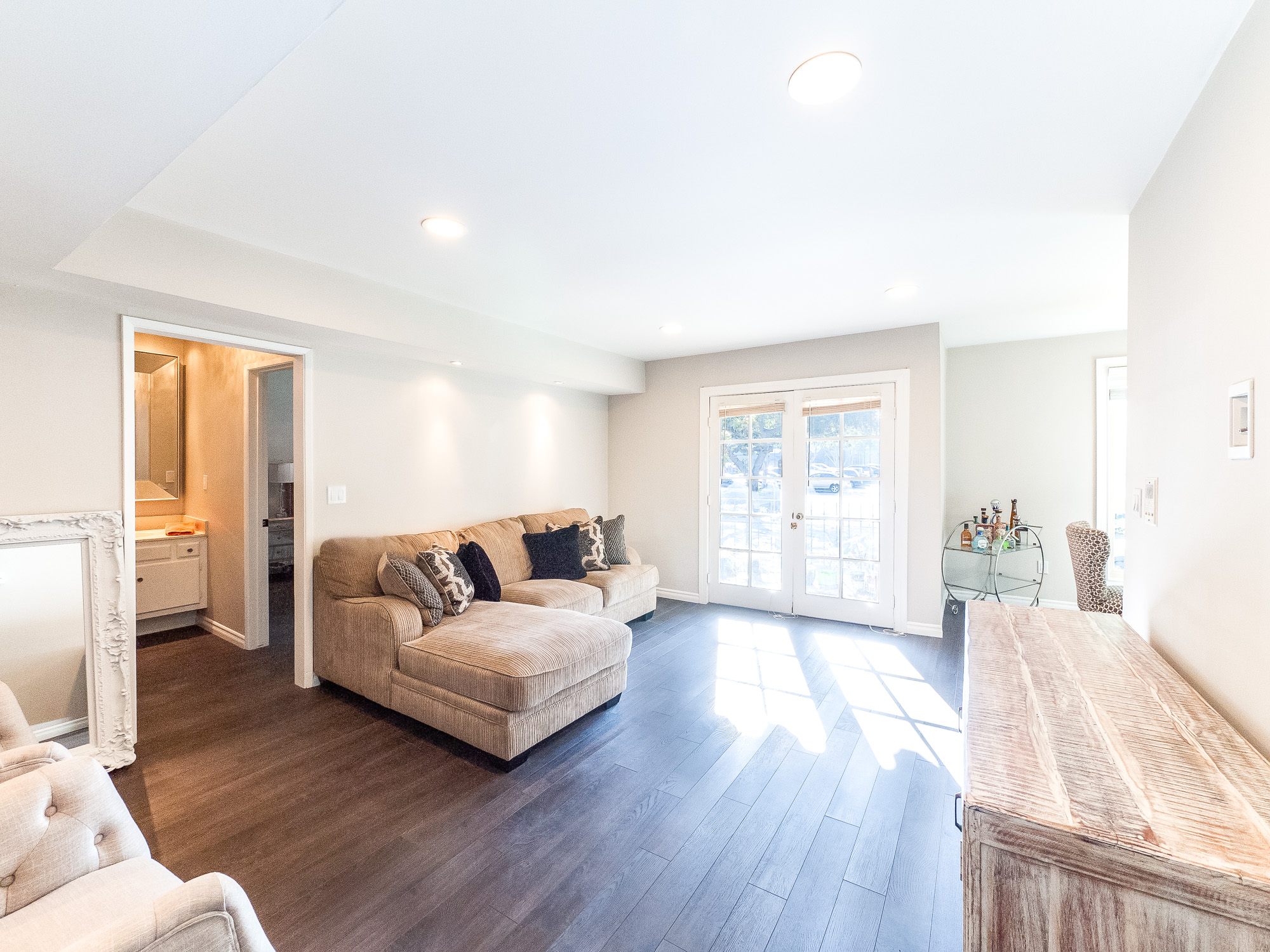 Like living in your own luxurious retreat! Serenity now! 1bedroom/1 bath