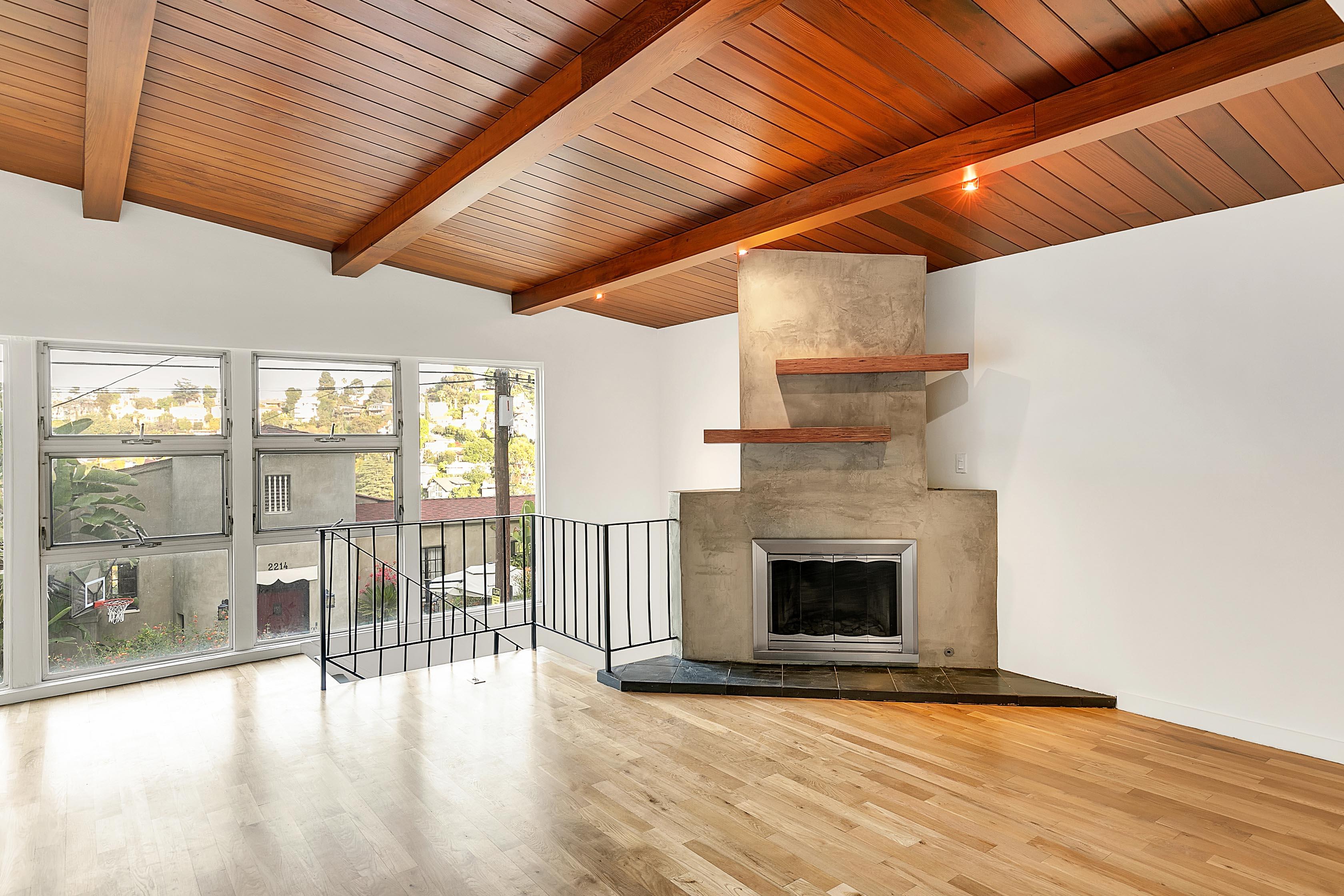 Three Story Mid-Century Modern Abode | Bonus Studio Space| 2 Car Garage | Deck W/ Views | Jacuzzi Included!
