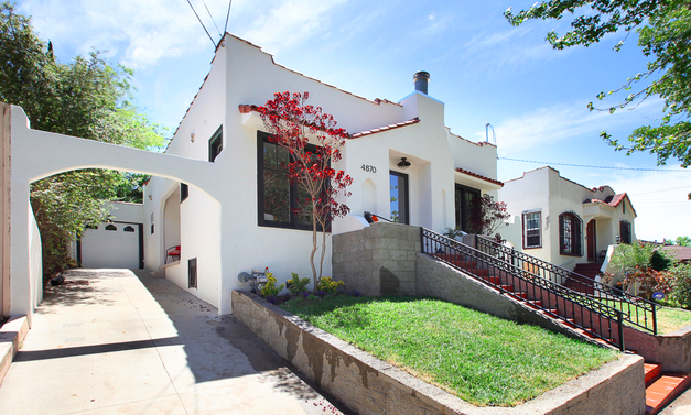 Gorgeous Spanish Bungalow redone in Highland Park's finest pocket!