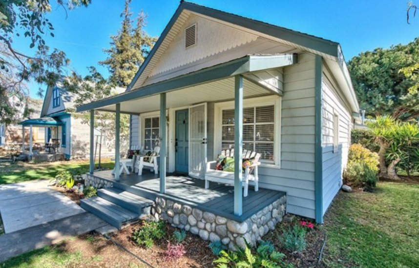 Vintage Cottage home in Old Town San Dimas