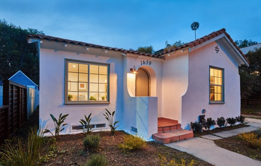 Designer Remodeled Spanish Bungalow in the Heart of Silver Lake