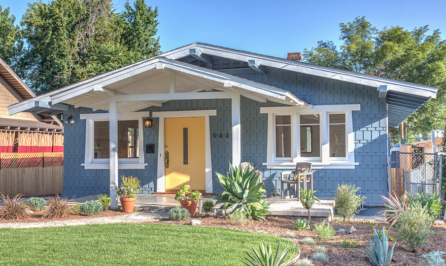 Restored Craftsman in Historic Highlands Landmark District