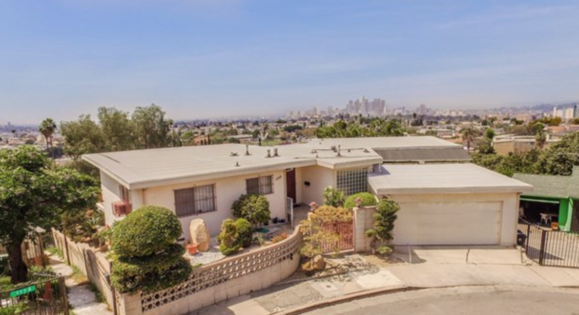 Boyle Heights Mid Century with Big Views