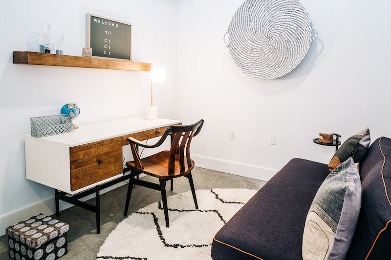 Stylish New Studios In Easy Breezy Marina Arts District! Inquire About Furnished Options!