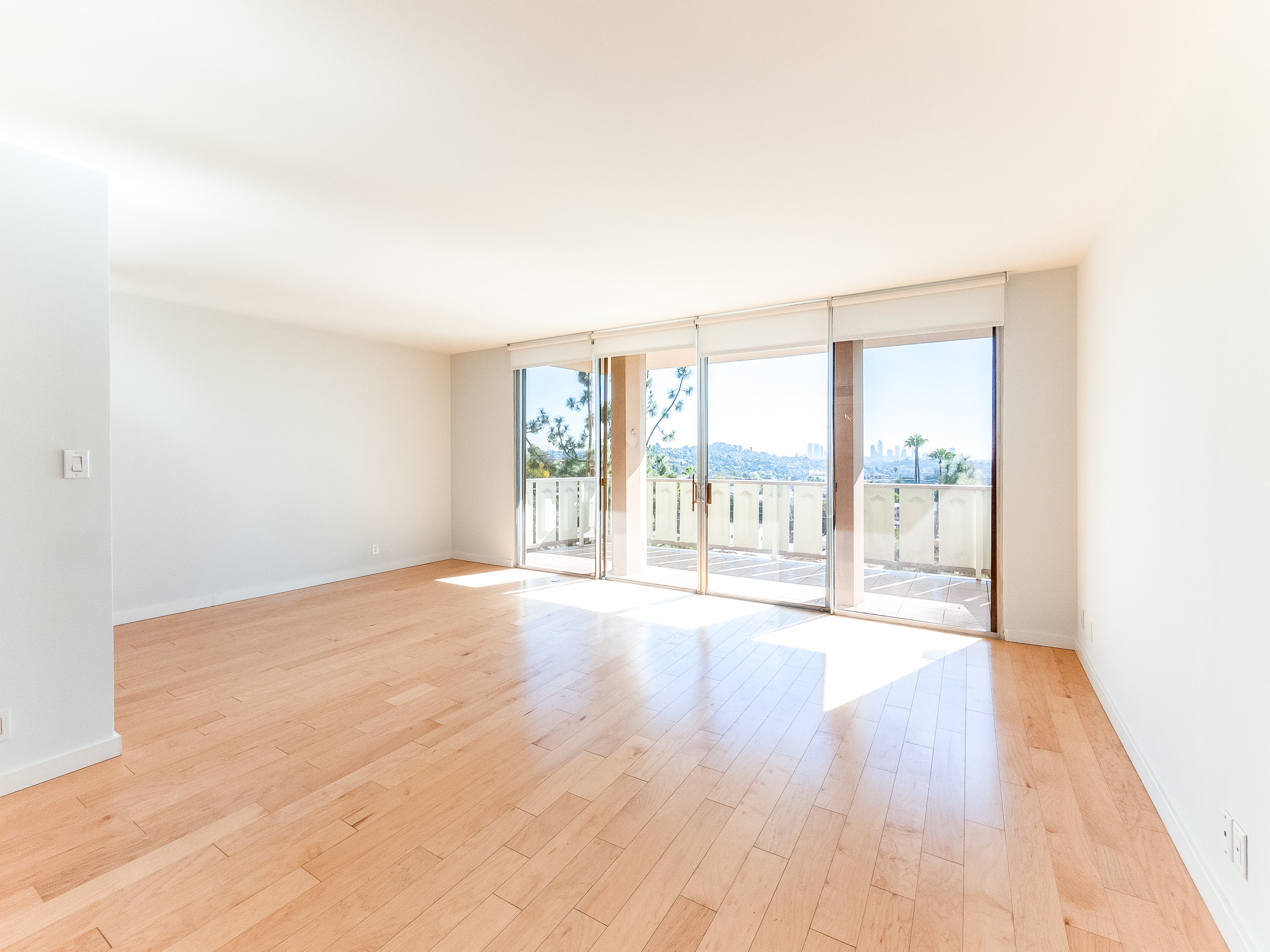 Bright & Sophisticated Condo W/Amazing Views | Prime Los Feliz Neighborhood |Private Balcony + On-Site Amenities | Parking Included