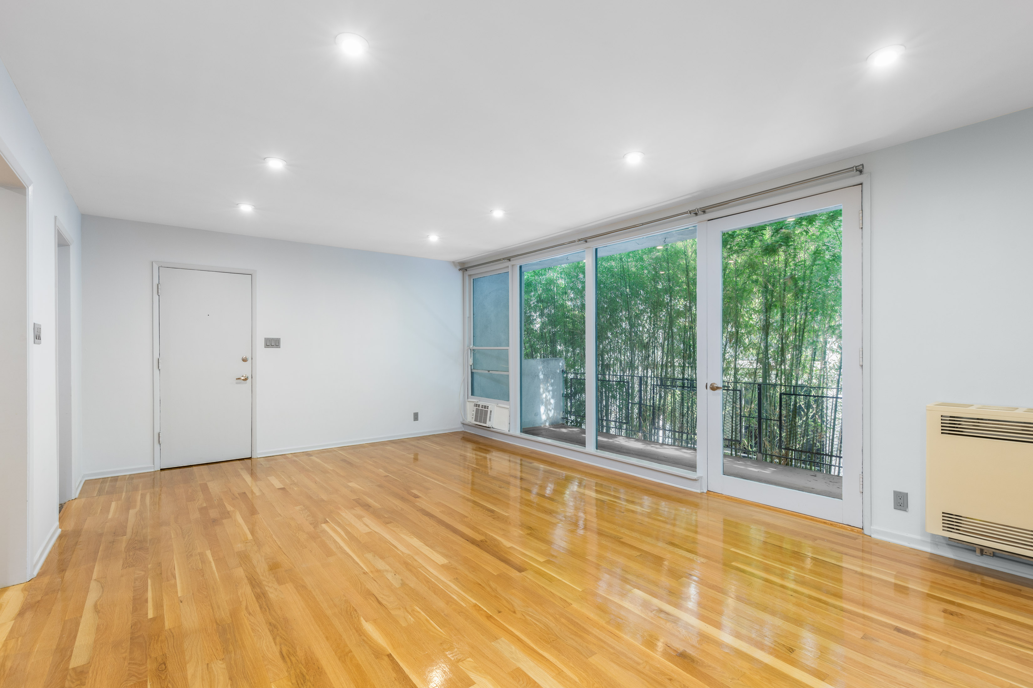 West Hollywood Dream Apartment! Brand New Renovations w/ Large Private Balcony and Floor-to-ceiling windows!