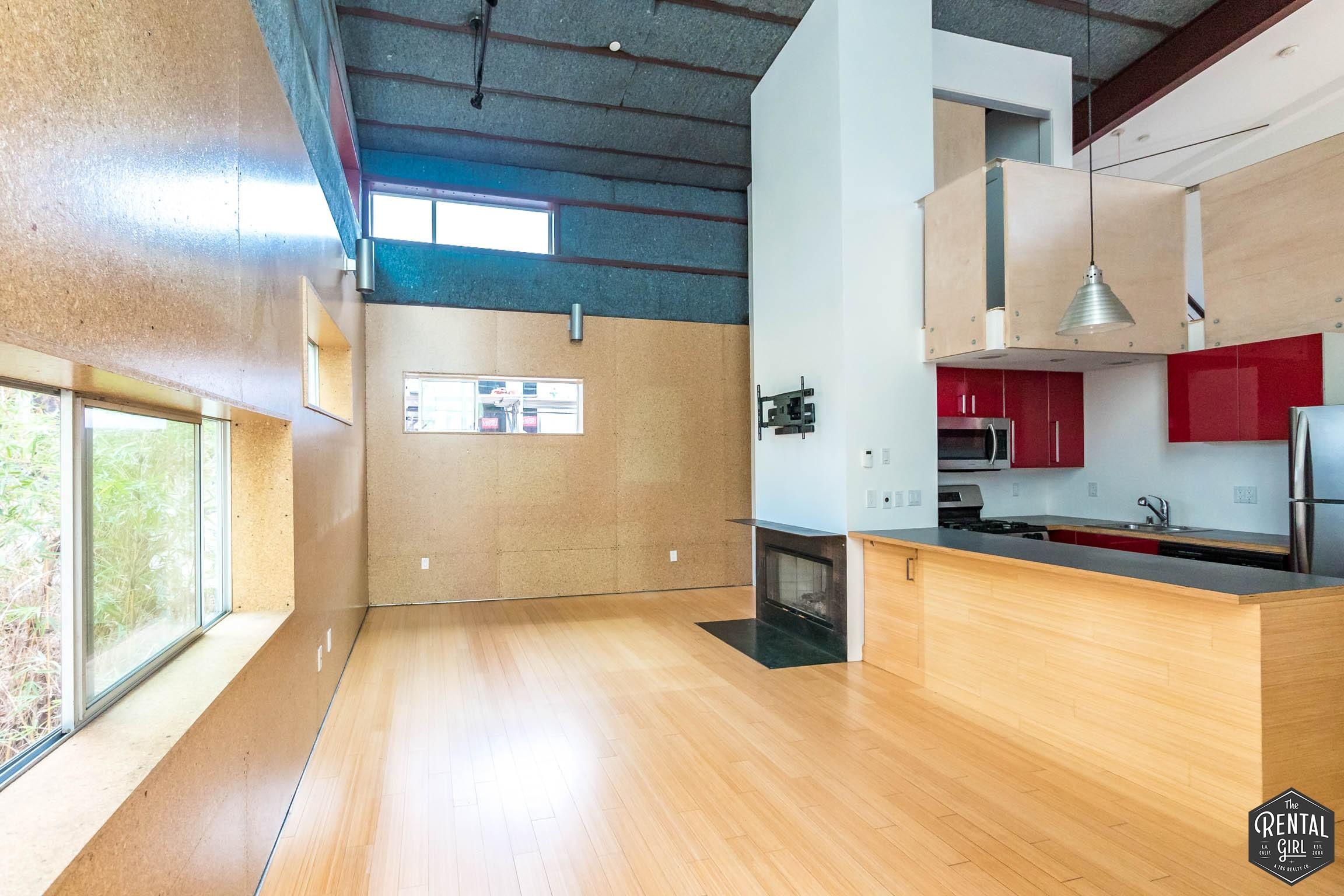 Loft Living in Fabulous Culver Location! Modern Architectural Multi Story Duplex