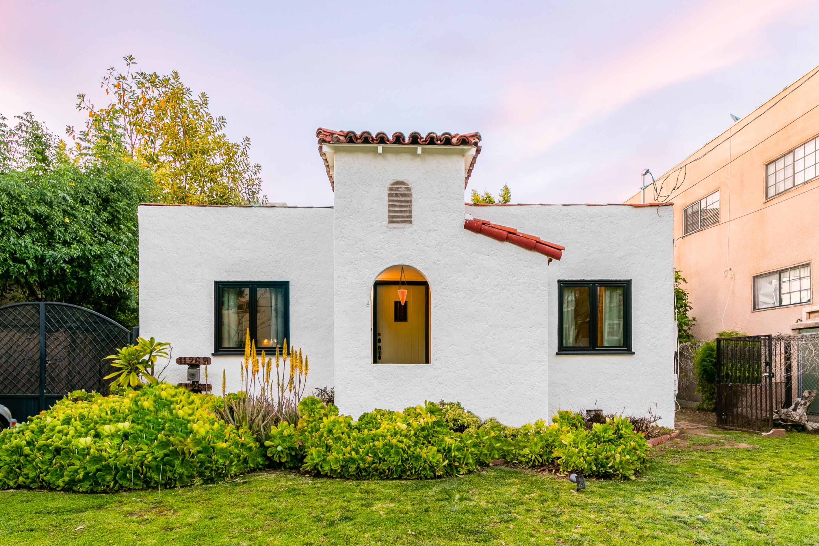 Gorgeous Spanish-style home in the heart of the NOho arts district!