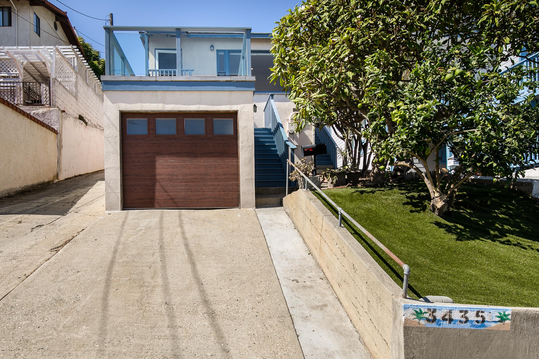 Adorable San Pedro Home with Ocean Views, Deck & Tiered Backyard