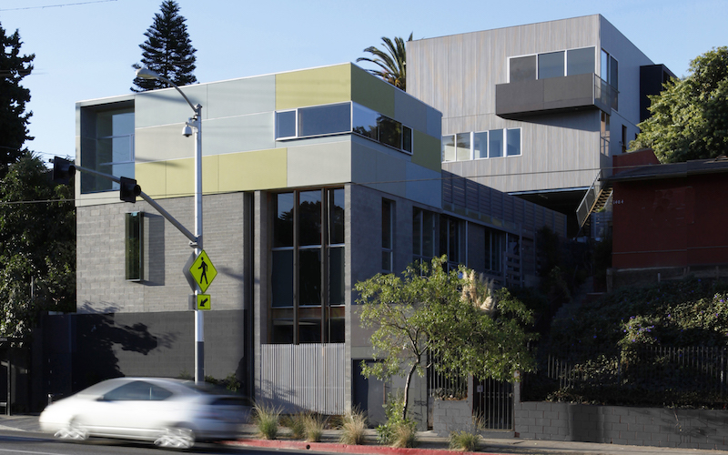 ArchitecturalLoftin Heart of Echo Park   Soaring Ceilings  Two Tandem Parking Spots