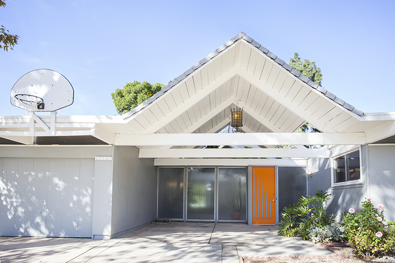 Beautiful Joseph Eichler Mid-Century Modern Home