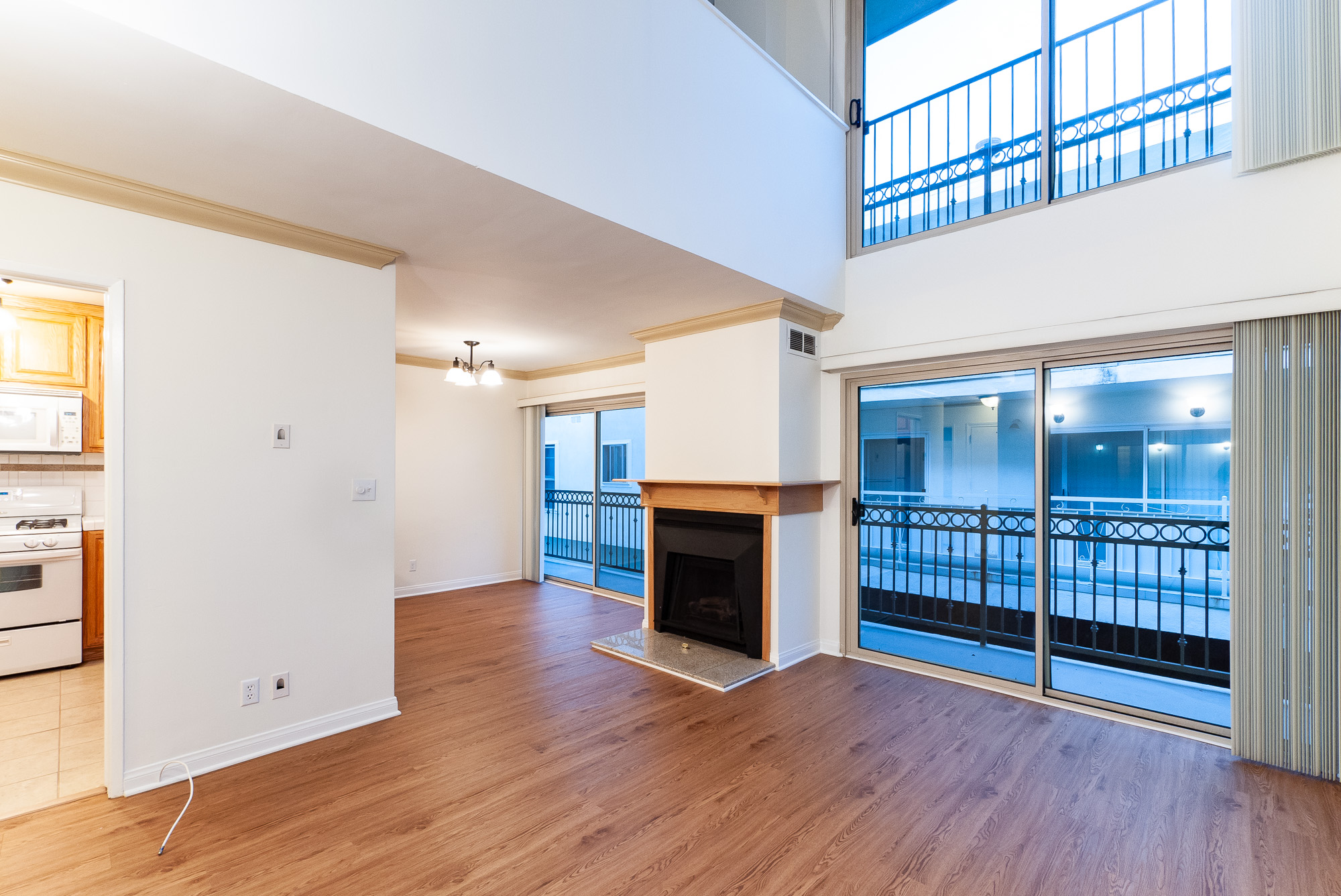 Two Story Townhouse - Loft Bedroom - W/D in Unit - Secluded and Quiet Community