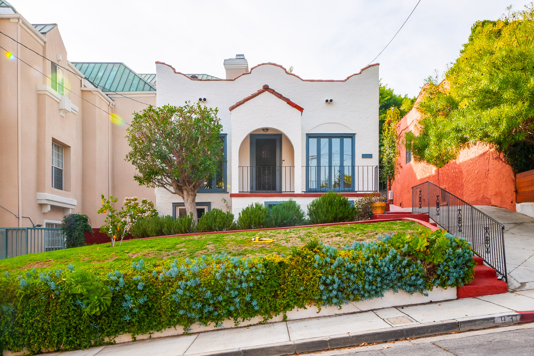 Whimsical West Hollywood 2BR Home w/ Single Car Garage