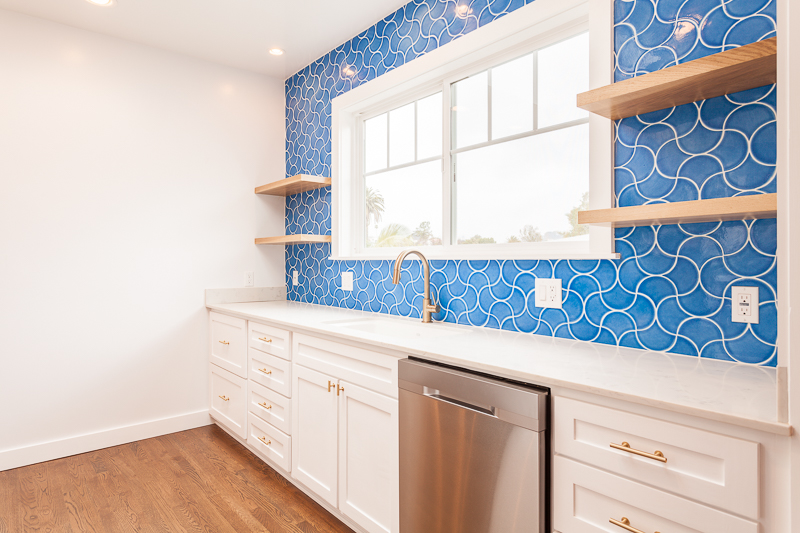 Luxury One Bedroom | Silver Lake Spanish 4-Plex | Designer Finishes | All Appliances & Parking Incl.