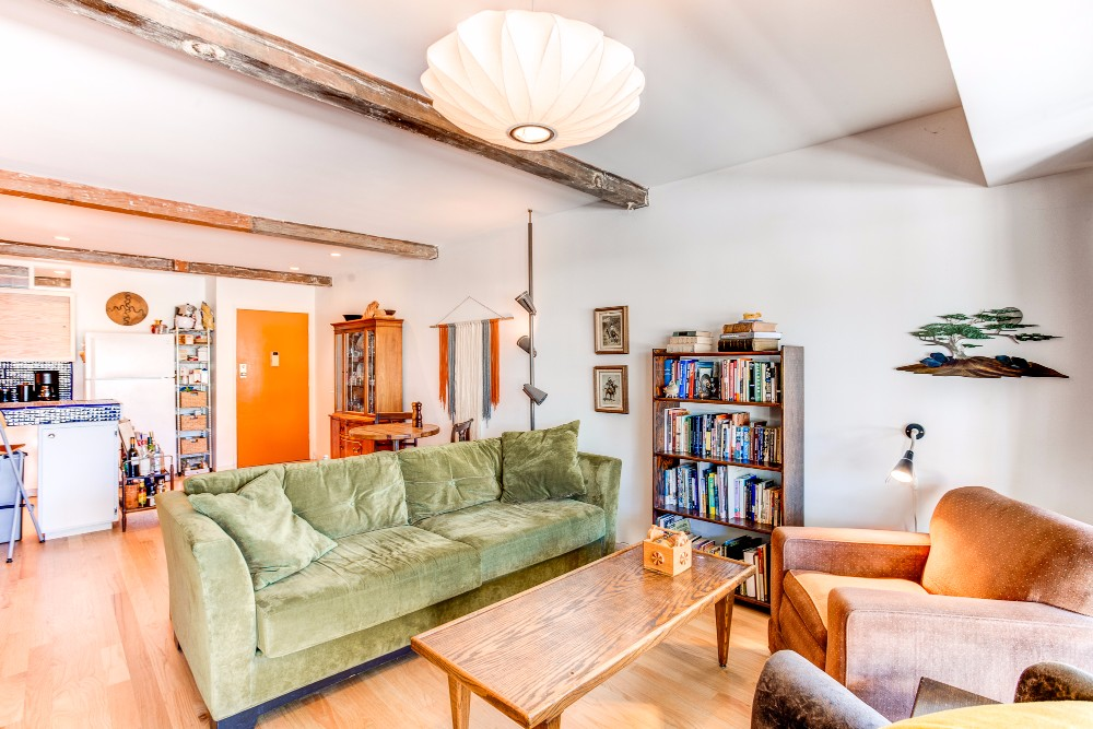 Furnished Mid-Century Condo | Short Term Options Available | Steps from Echo Park Lake | Community Pool | Private Balcony | Parking Included