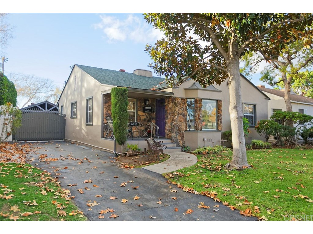 Extensively Remodeled Home in North Hollywood