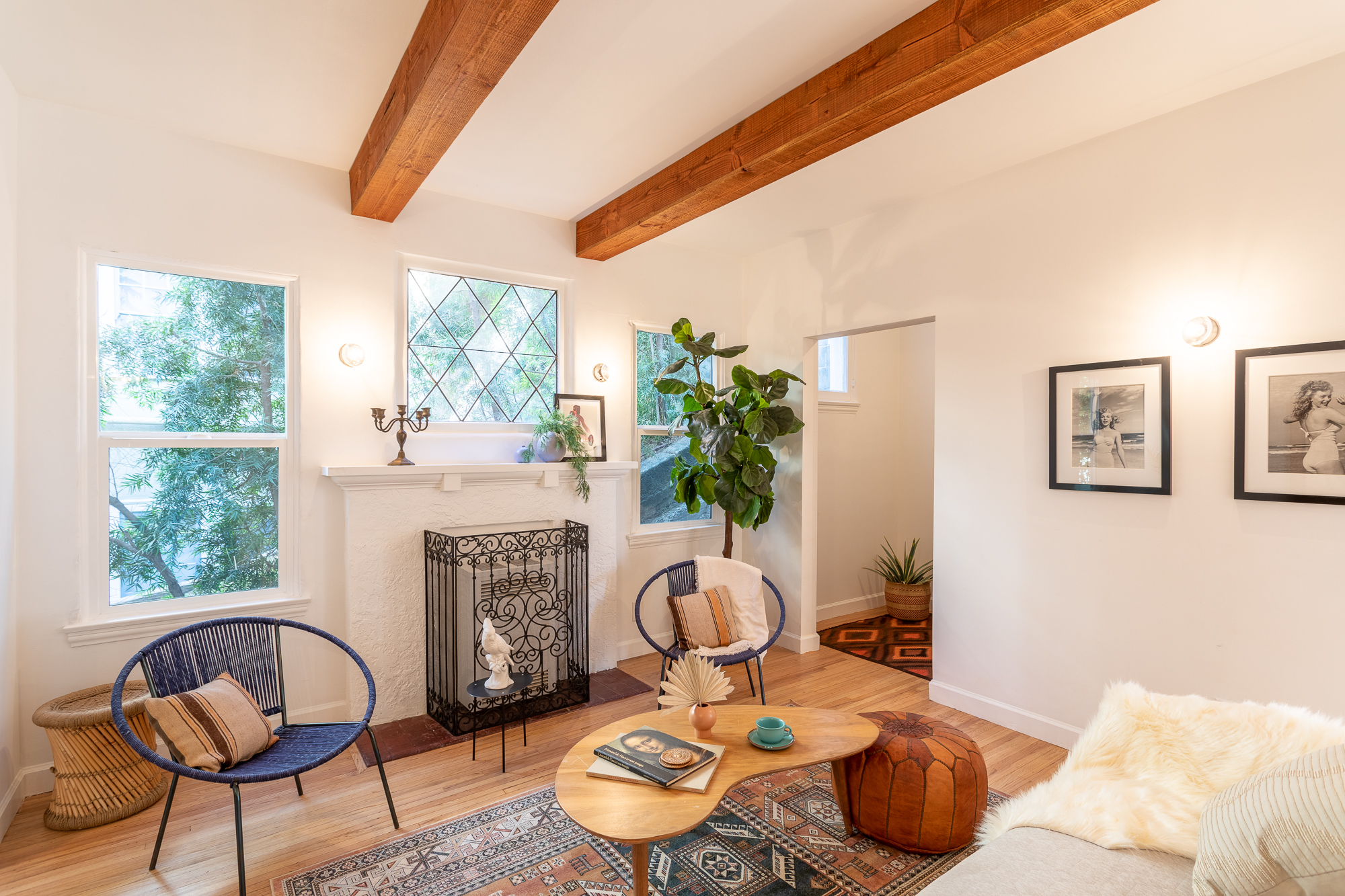 SOLD! | Charming Spanish Residence in Historic Angelino Heights