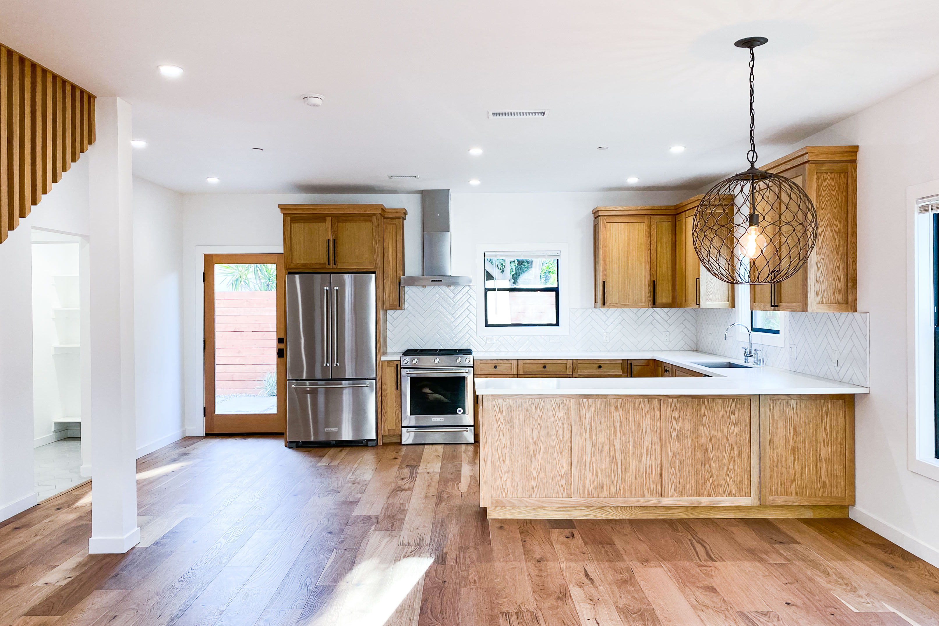 Entirely Brand New Build Top-to-Bottom | Private Back Yard  | Minutes from Everything in Frogtown!
